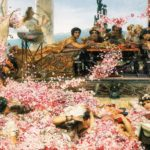 Alma-Tadema The Roses of Heliogabalus
