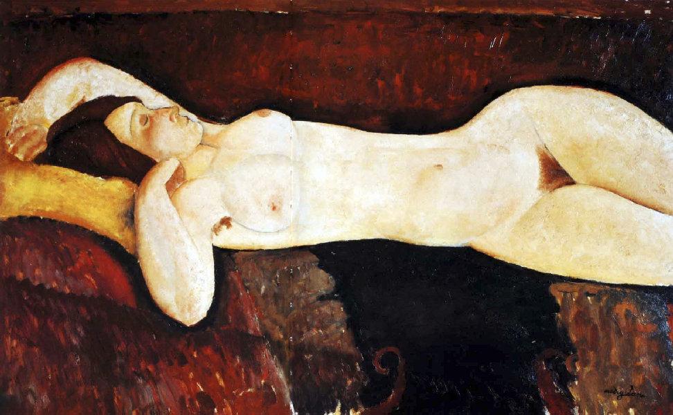 Amadeo Modigliani Le Grand Nu