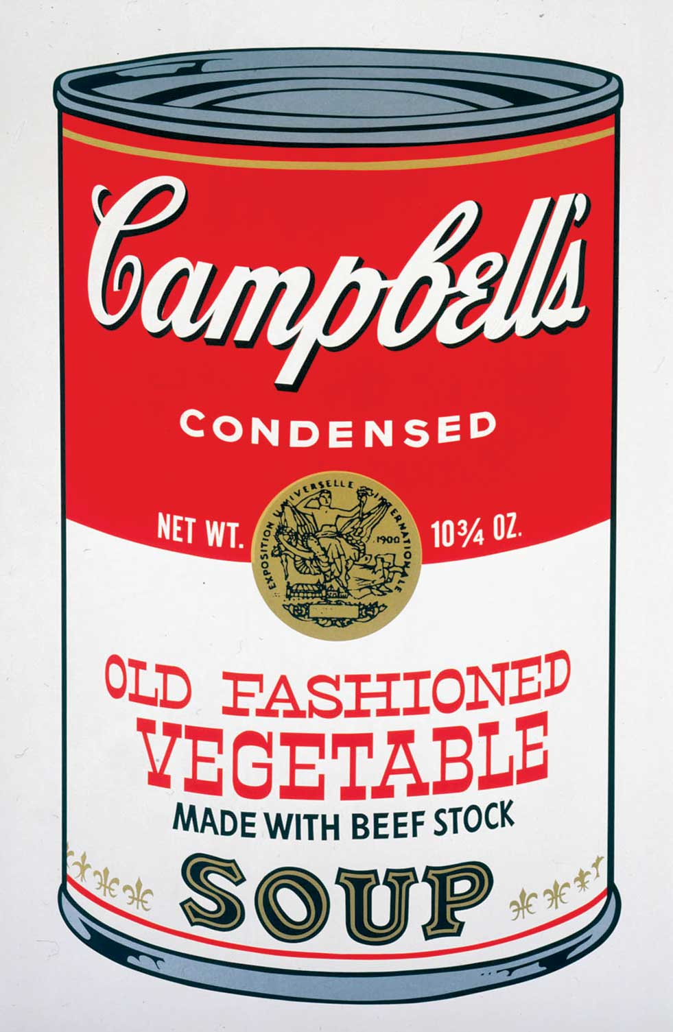 Andy Warhold Campbell Soup