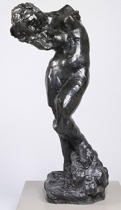 Auguste Rodin The Muse