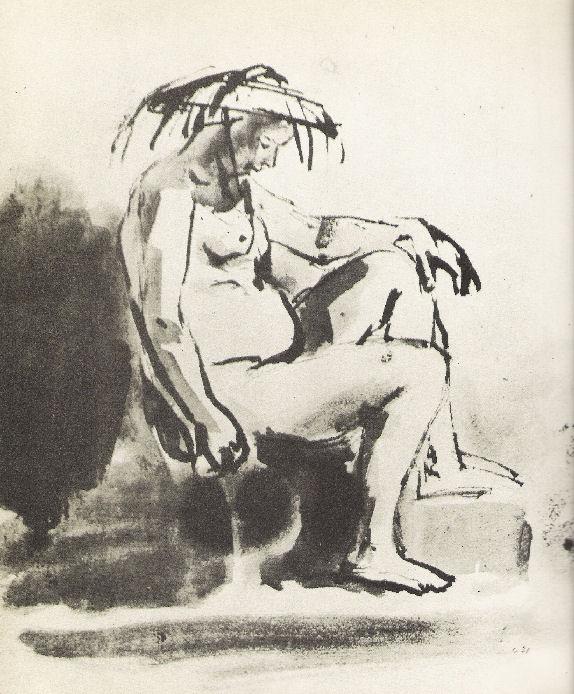 Rembrandt En De Engelen-03-Bathseba
