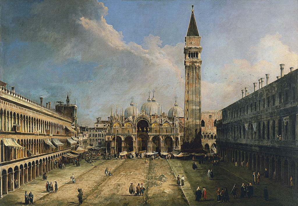 Canaletto_-_The_Piazza_San_Marco_in_Venice
