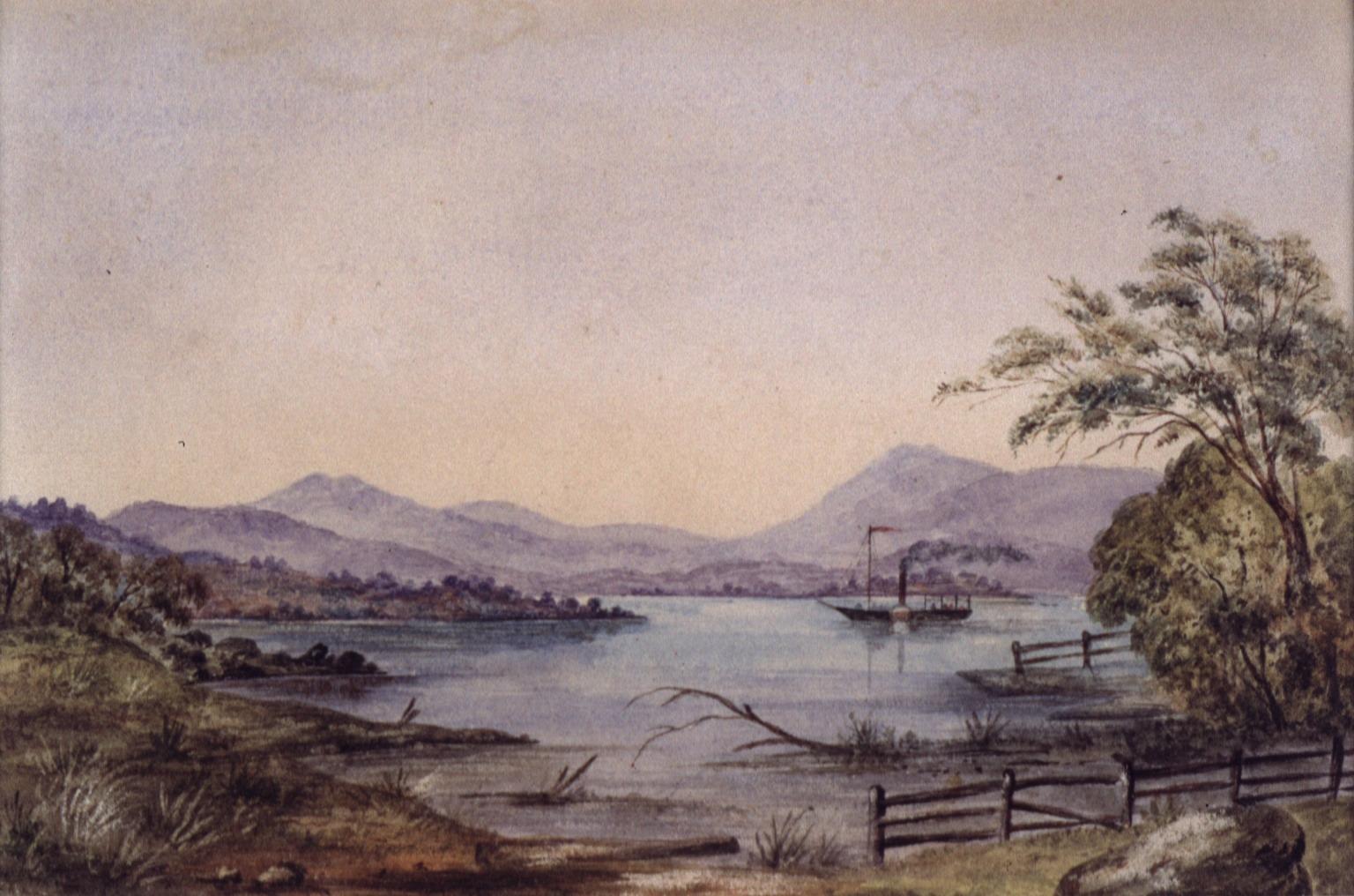 Cleburne Margaret Sarah ca 1829 1885 On the Derwent