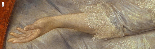 David des Granges The Saltonstall Family detail