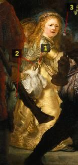 De Nachtwacht detail