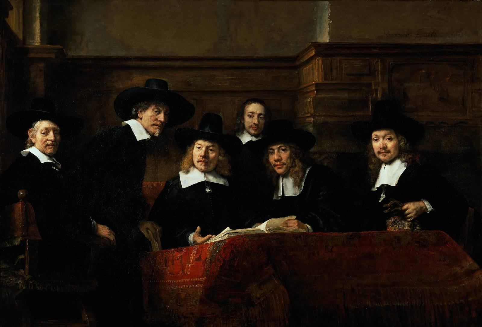 Mooij-Rembrandt