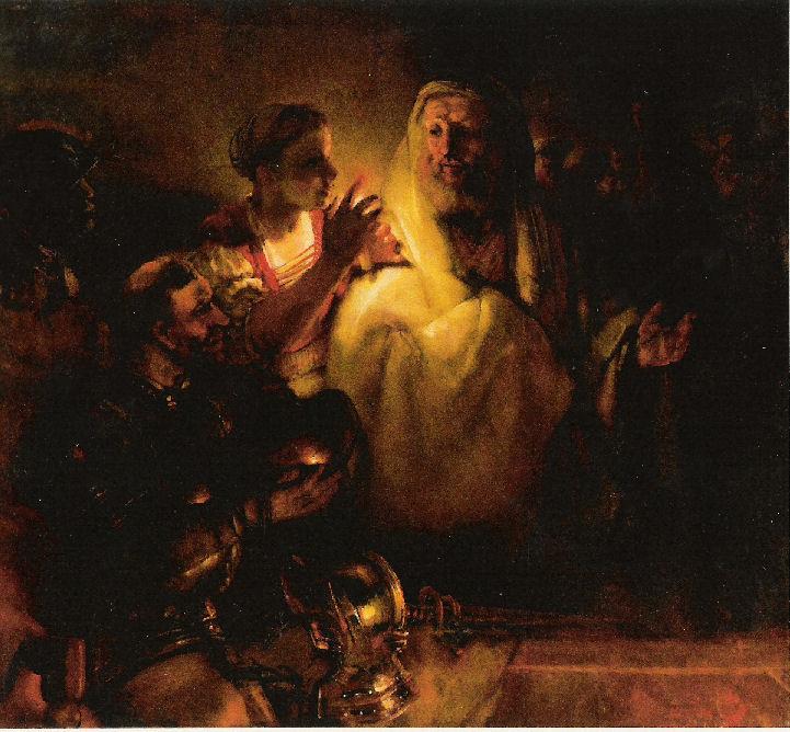 Soepboer-Rembrandt