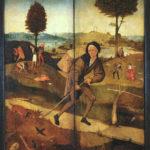 Bosch Jeroen De hooiwagen buiten panelen