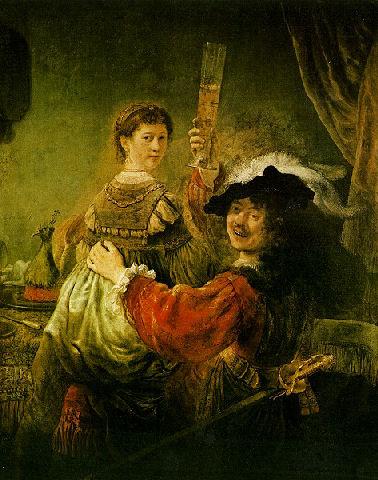Rembrandt En De Engelen-08-De Verloren Zoon