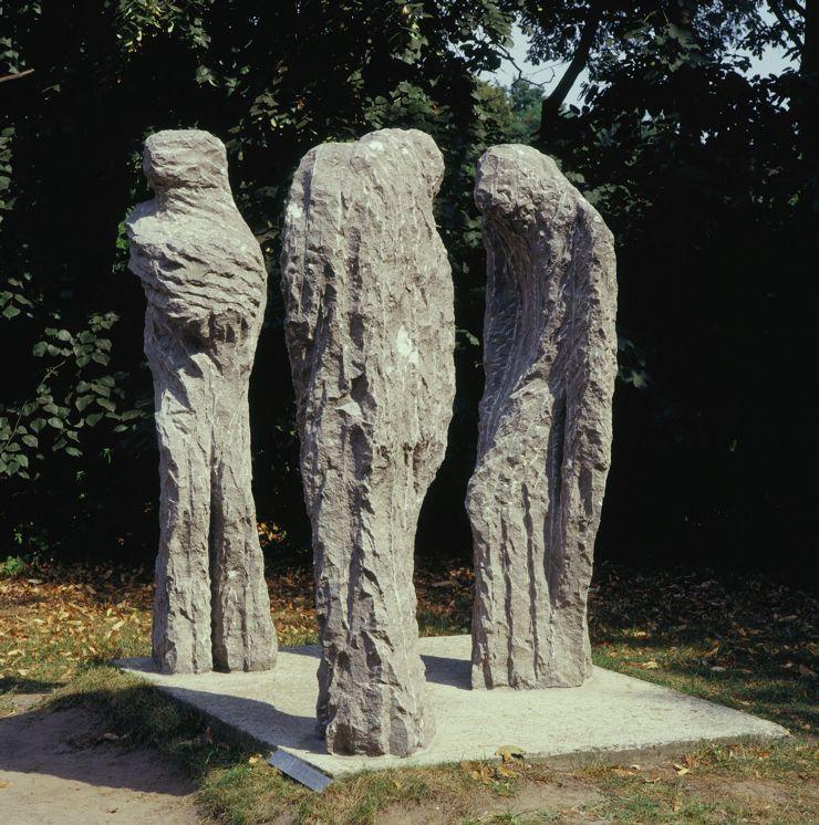 Eugene Dodeigne Drie Staanden