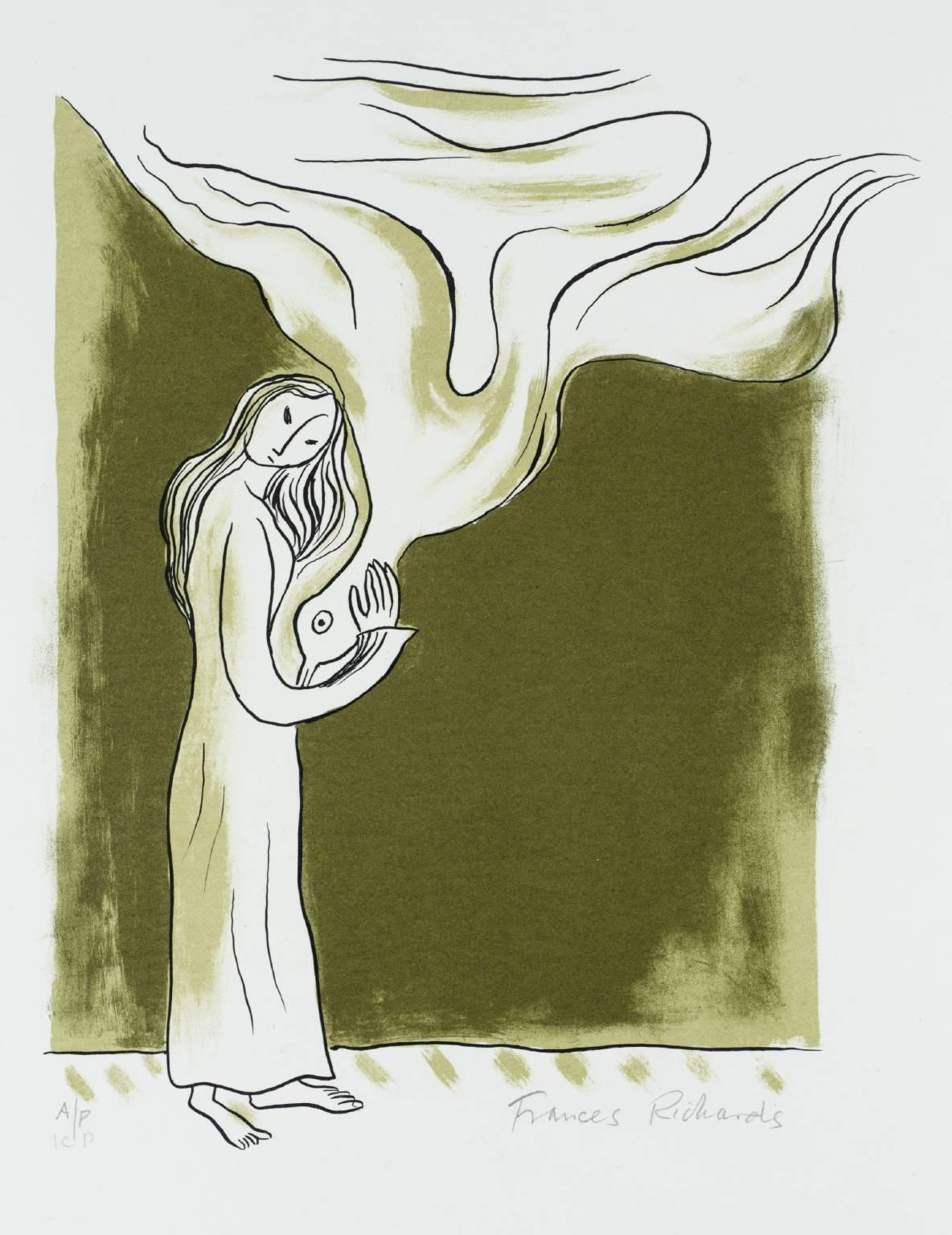 Frances Richards Bottom 1973-5
