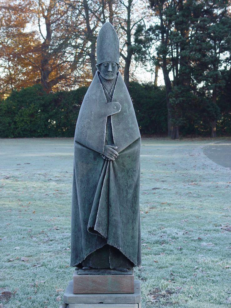 Giacomo Manzu De Kardinaal van Middelheimmuseum Antwerpen