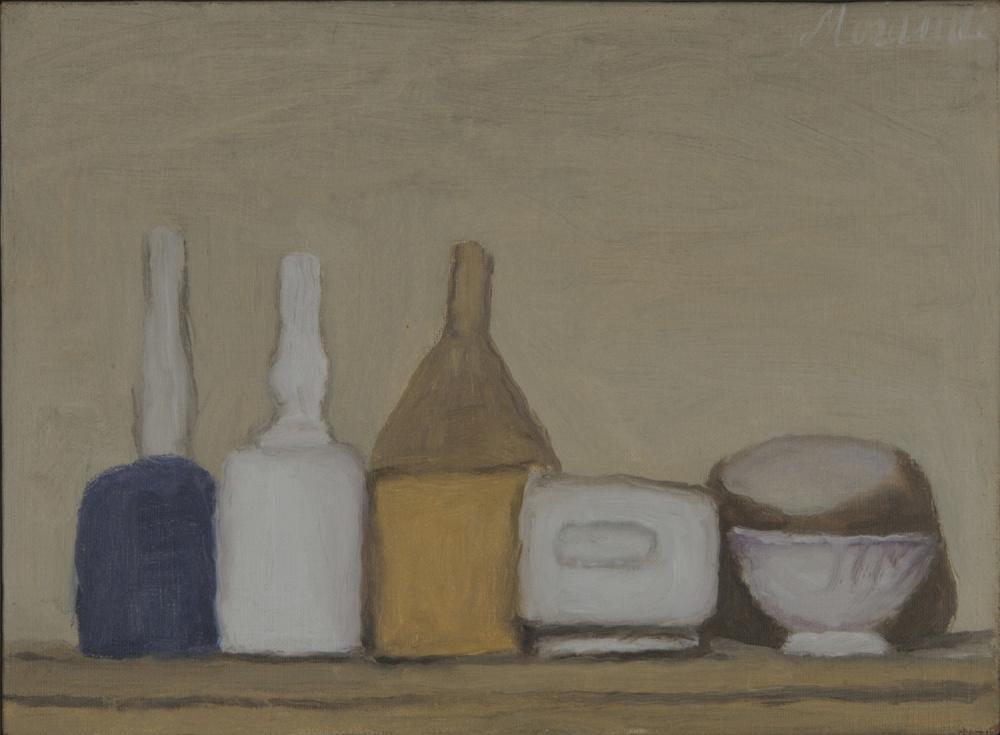 Giorgio Morandi Still Life