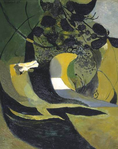 Graham Sutherland Entrance to a lane