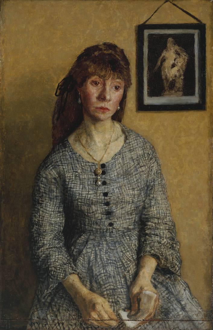 Gwen John Chloe Boughton-Leigh 1904-8