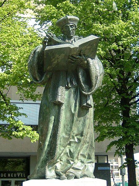 Hendrick de Keyser Rotterdam standbeeld Erasmus