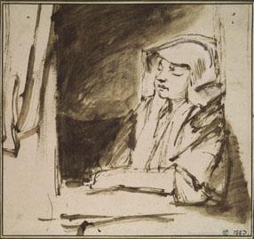 Mouwen-Rembrandt