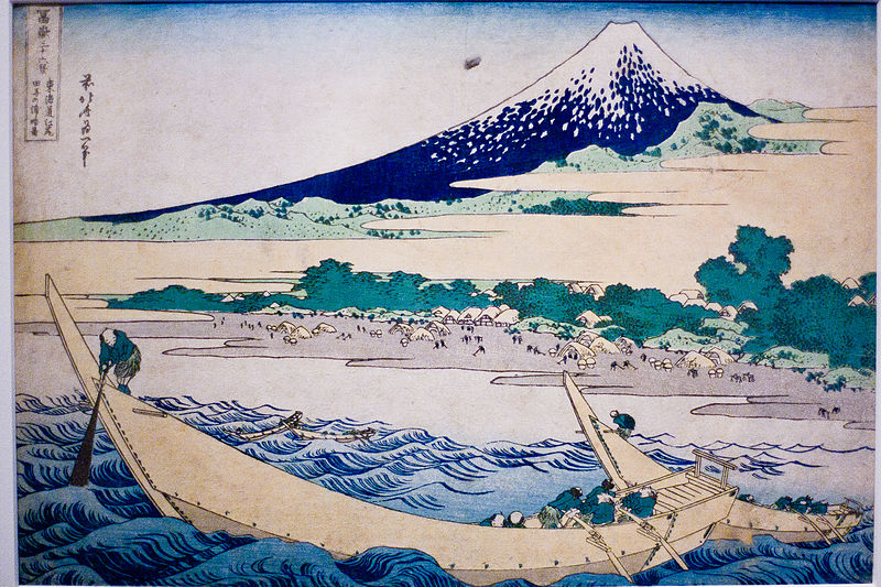 Bernlef-Hokusai