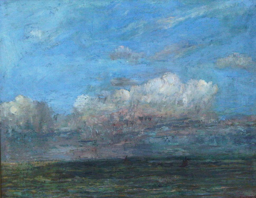 James Ensor De witte wolk