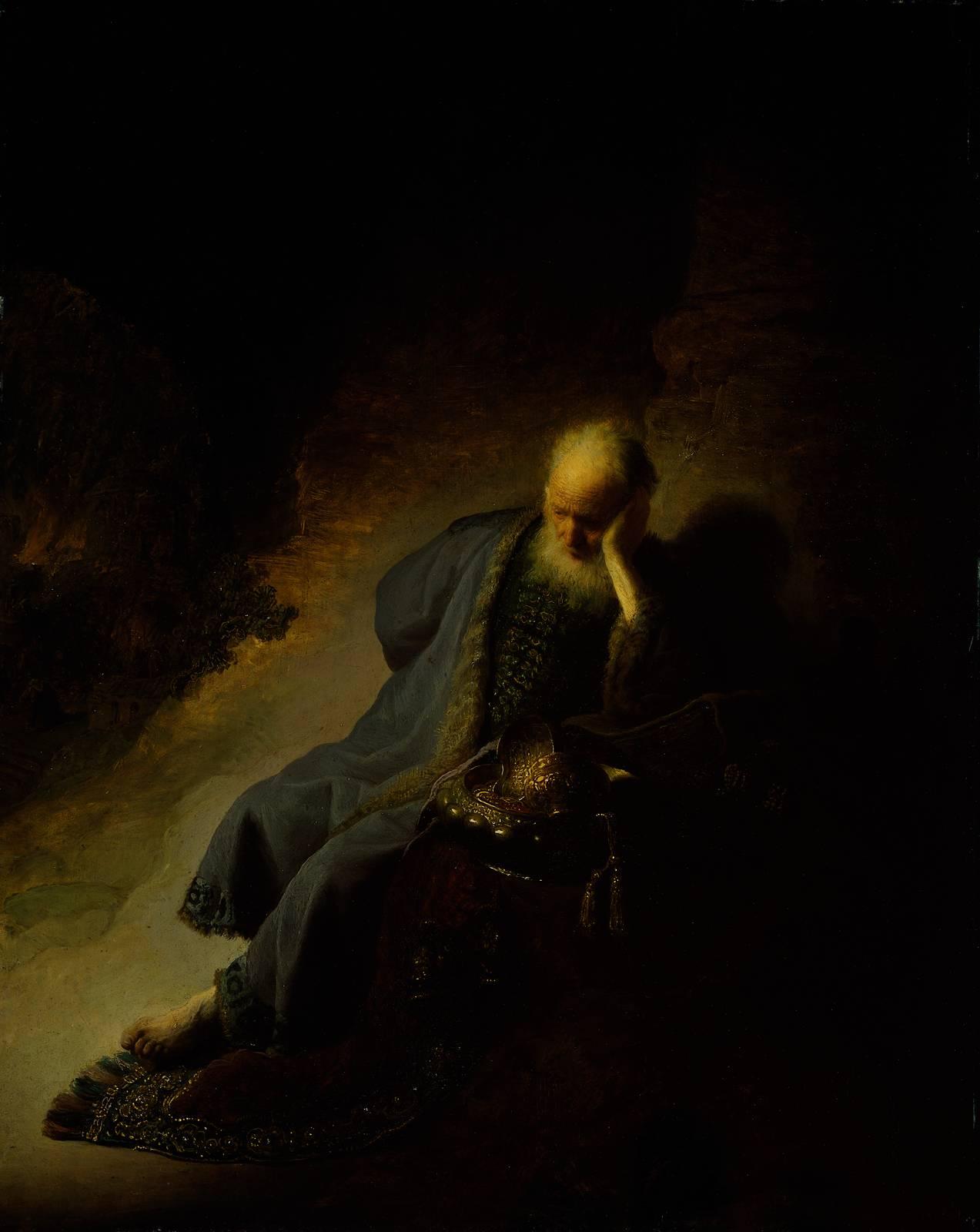 Bruinja-Rembrandt