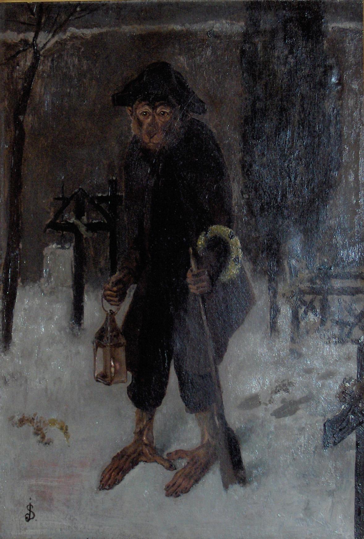 Baudelaire-Stevens