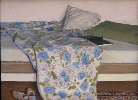 Lisa Hess Hesselgrave 17th Street Bed