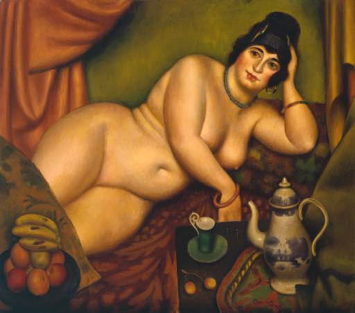 Mark Gertler The queen of Sheba1922