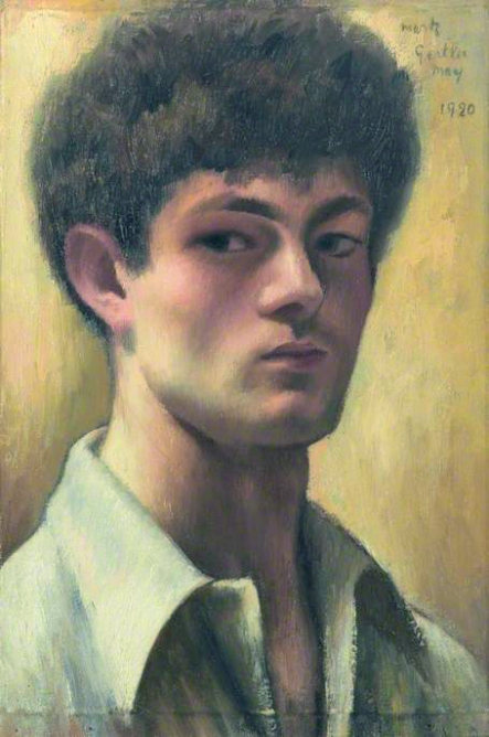 Mark Gertler by Mark Gertler
