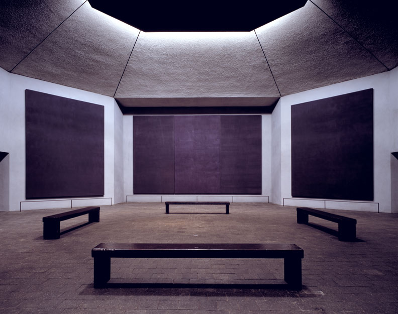 Mark Rothko Rothko Chapel 1971 Houston Texas