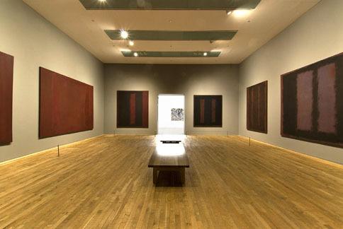 Mark Rothko Tate Moderns Rothko Room