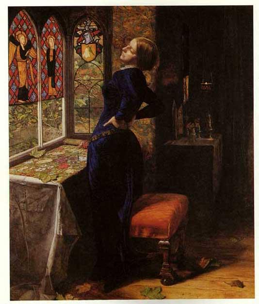 Tennyson-Millais