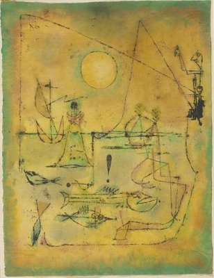 Paul Klee They re Biting Sei beissenan