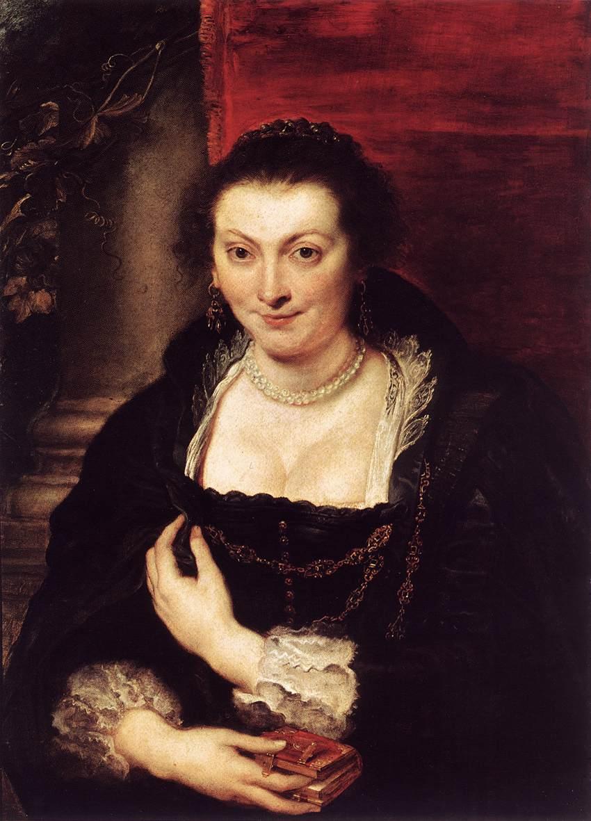 Peter Paul Rubens Isabella Brandt