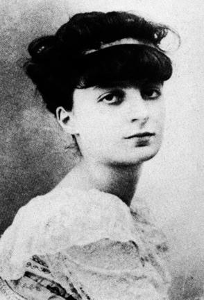 Portrait of Anna de Noailles 1890