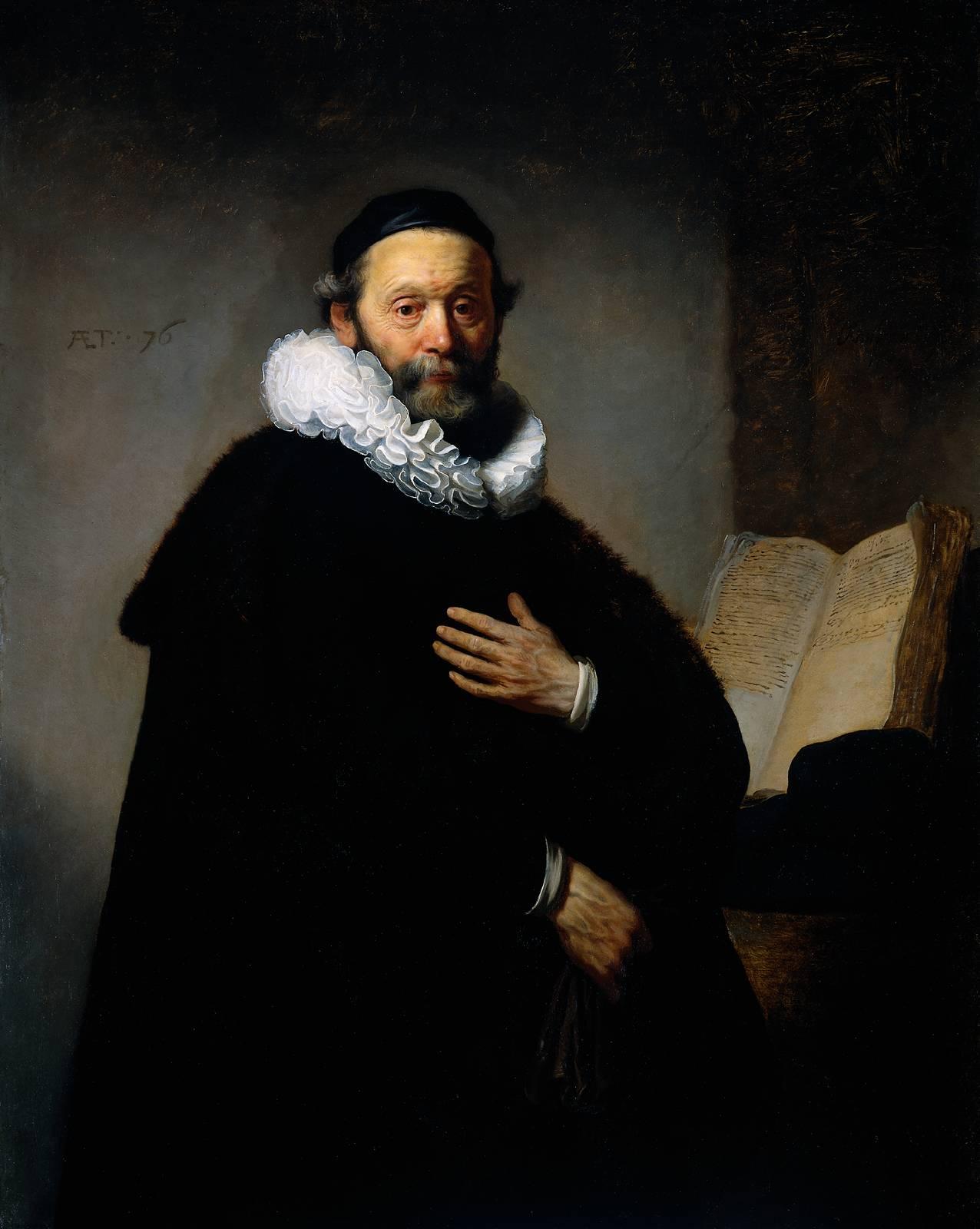 Bernlef-Rembrandt
