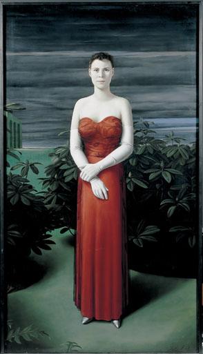 Pyke Koch Heddy de Geer echtgenote van de schilder