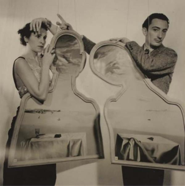 Salvador Dali en Gala