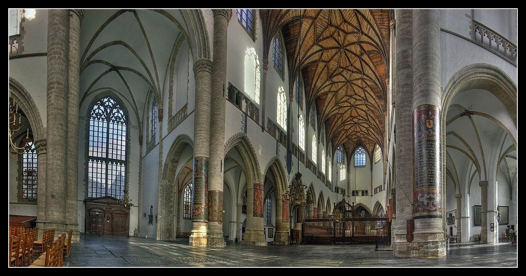 Speliers-Saenredam-StBavo Haarlem