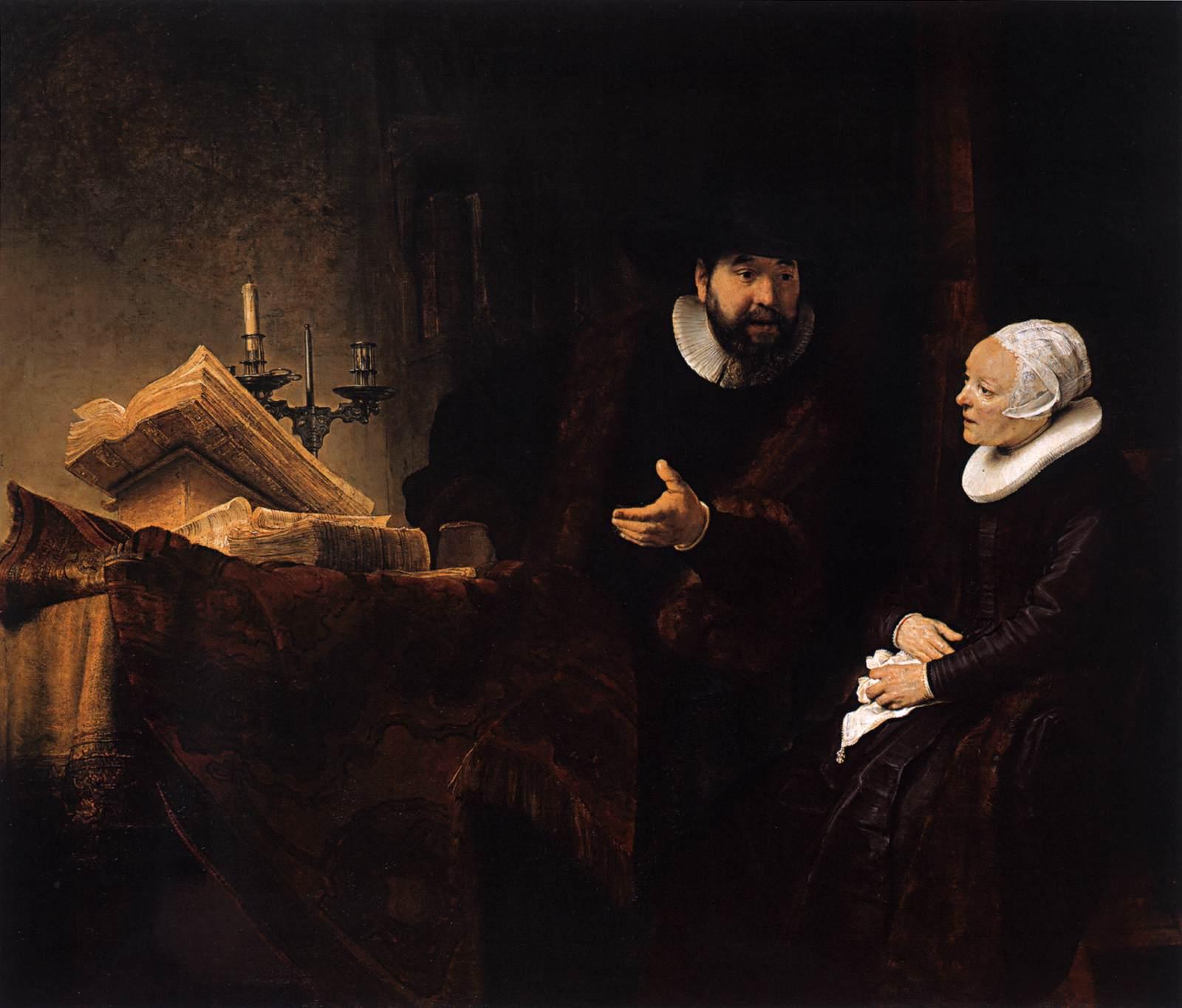 Vondel-Rembrandt