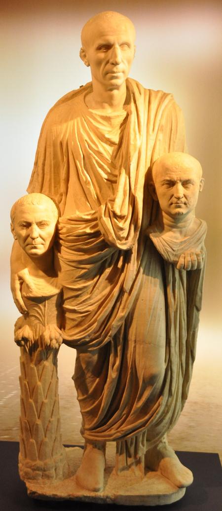 Togatus Barberini
