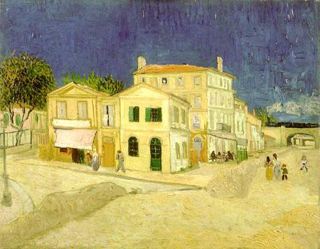 Vincent van Gogh Het gele huis