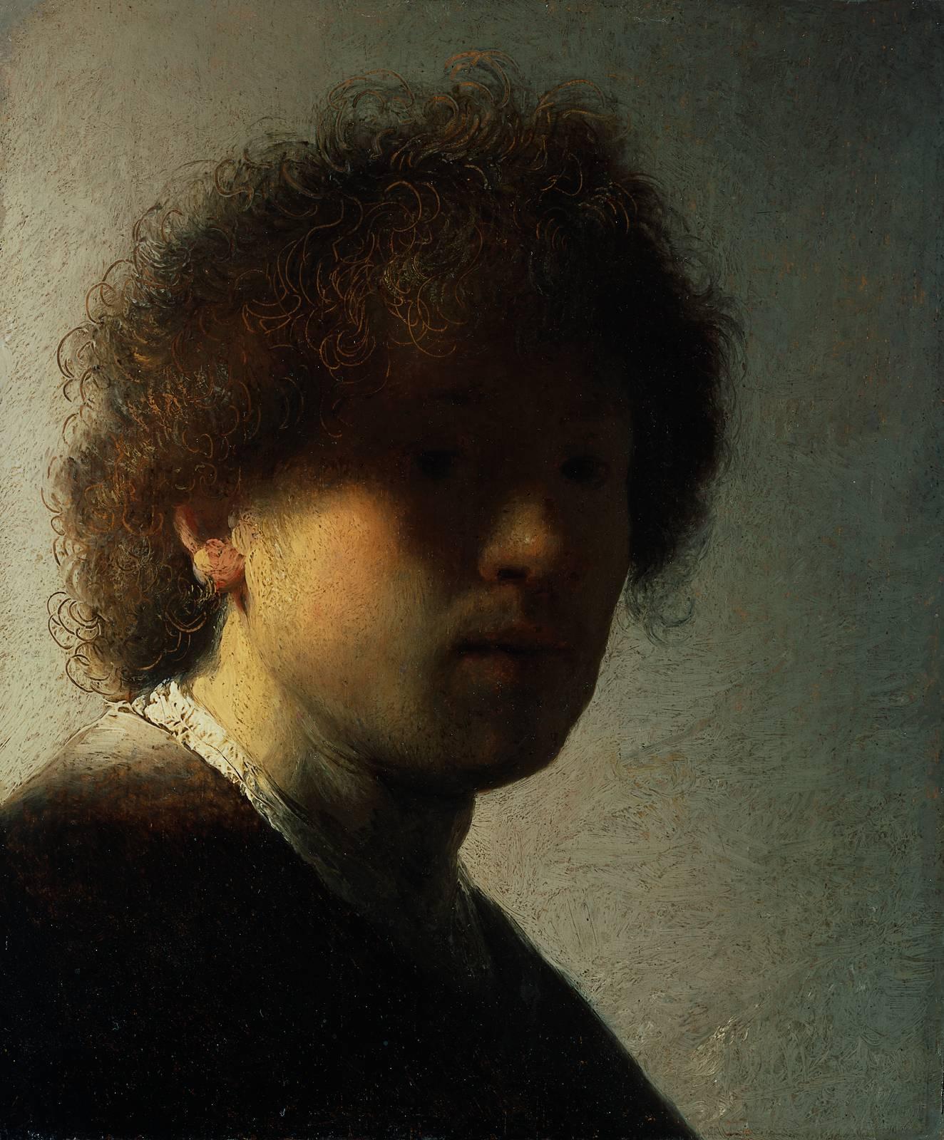 Schrijer-Rembrandt