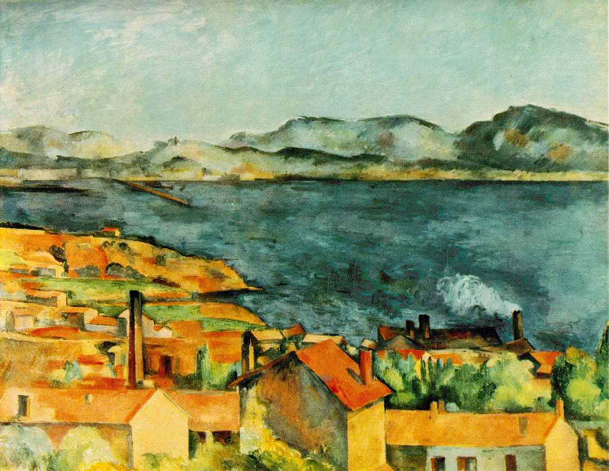 Ginsberg-Cezanne