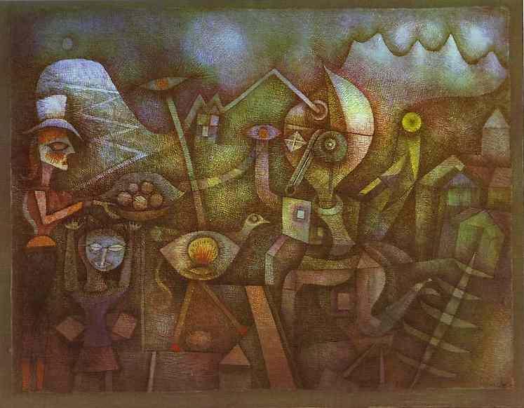 Paul Klee Carnival