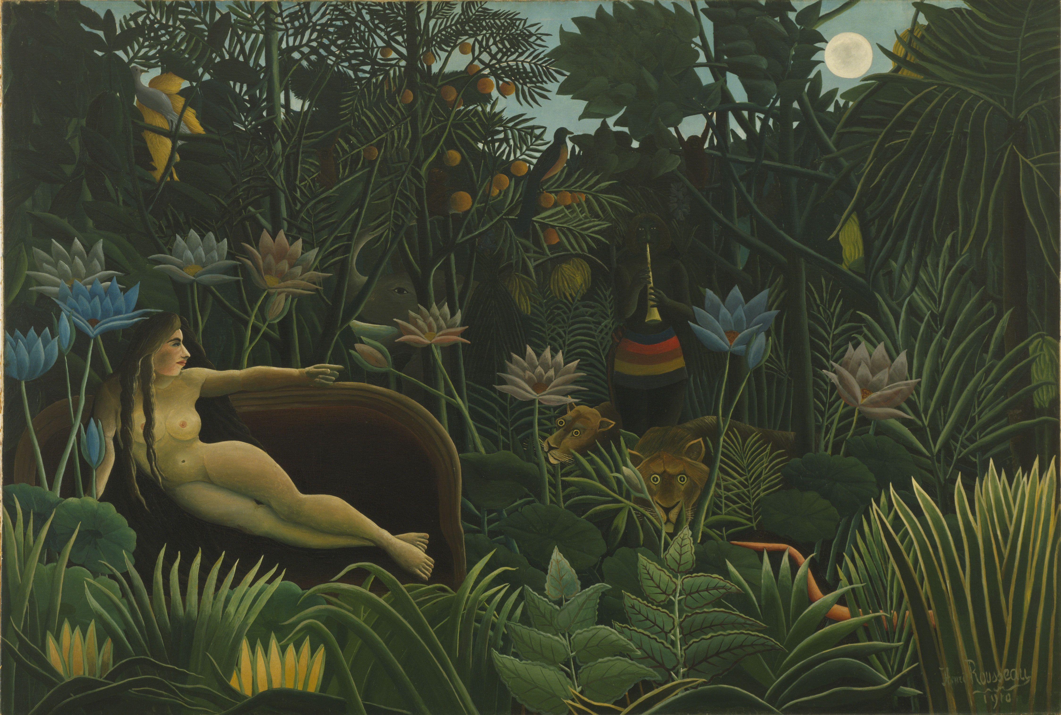 Rousseau De Droom