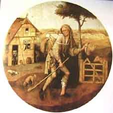 Jeroen Bosch De marskramer of De verloren zoon