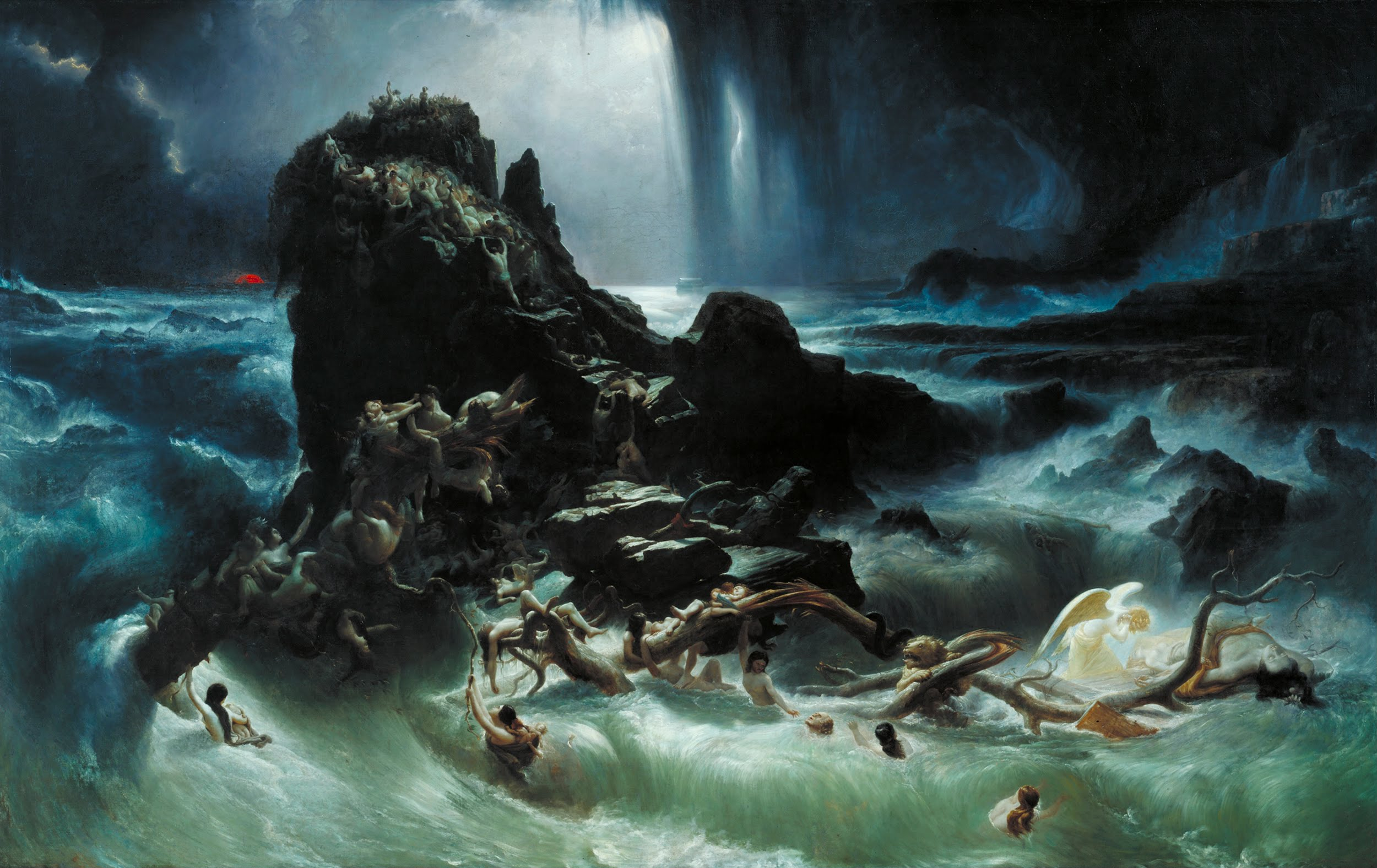 Francis Danby The Deluge