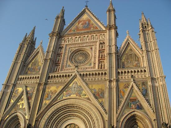 Orvieto kathedraal Duomo
