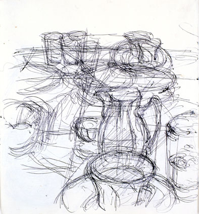 Bernlef Giacometti