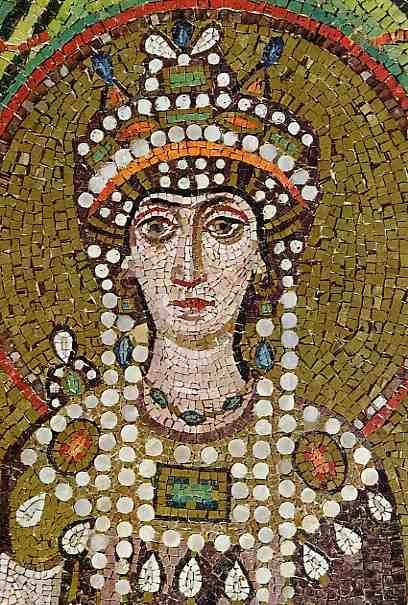 Szymborska-Byzantijns-Mozaiek